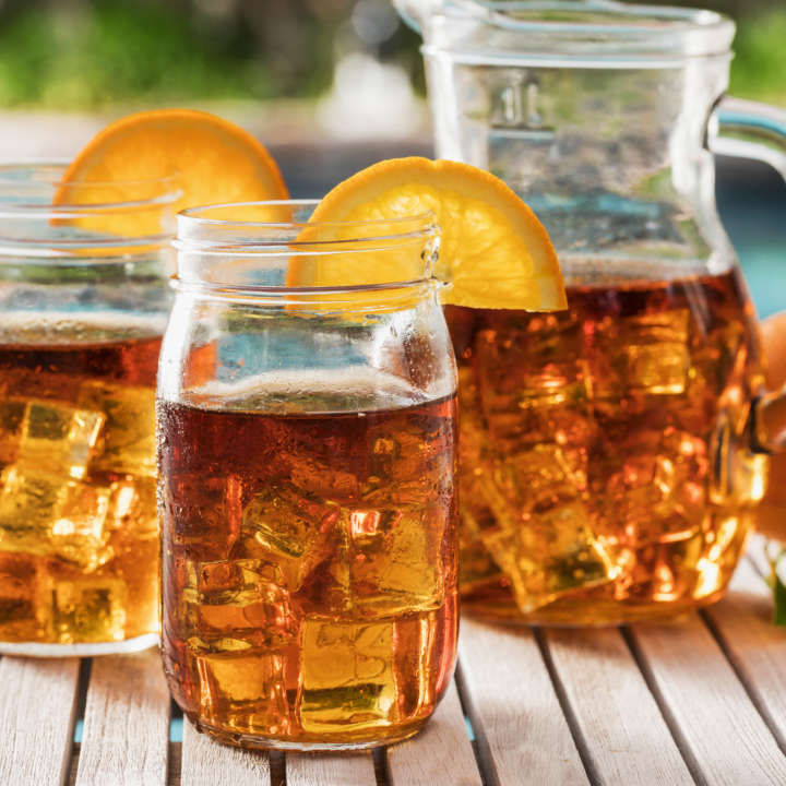 Summertime Citrus Iced Tea