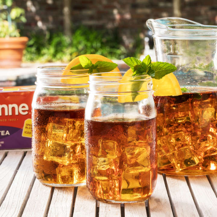 Pitcher of Luzianne[R sub] Iced Sweet Tea